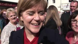 Nicola Sturgeon - SNP Conference