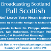 Full Scottish 26-06-2016