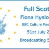 Full Scottish 31st July 2016
