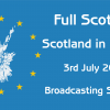 Scotland in Europe Full Scottish alyn Smith MEP and Sara Sheridan