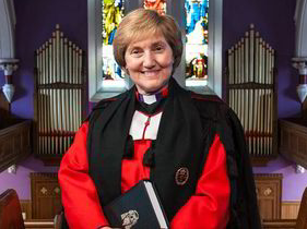 Very Rev. Dr. Lorna Hood