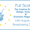 Creative Economy Full Scottish 14-08-2016