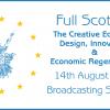 Creative Economy Full Scottish 14-08-2016