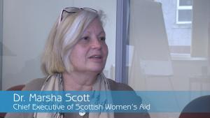 Dr Marsha Scott - Scottish Women's Aid