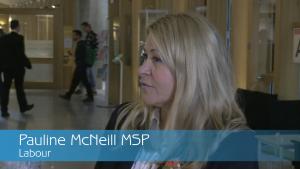 Pauline McNeill - Scottish Labour Party