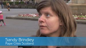 Sandy Brindley - Rape Crisis Scotland