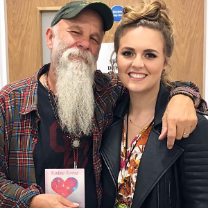 Katee Kross with Seasick Steve